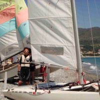 vendo catamarano Bimare 16
