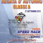 REGATA D'AUTUNNO  27/09/15 – Desenzano