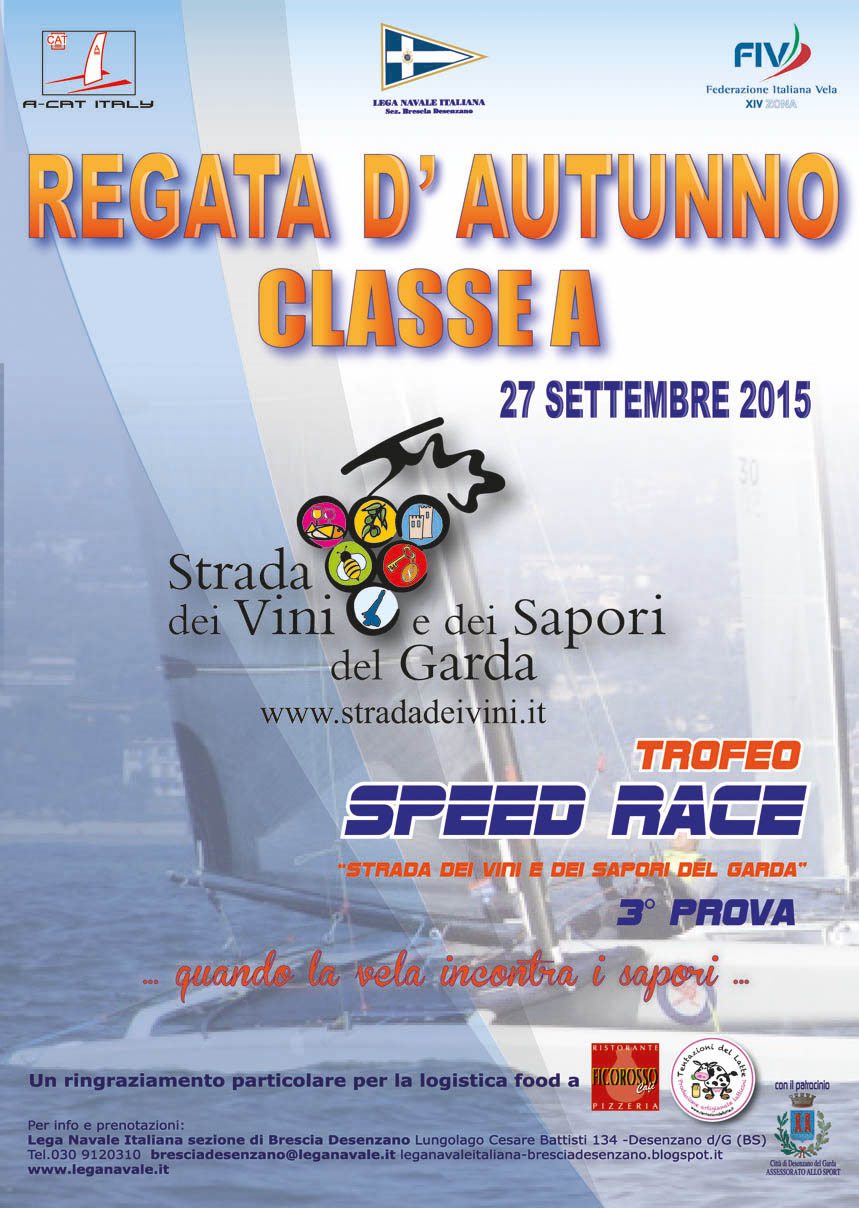 REGATA D'AUTUNNO
